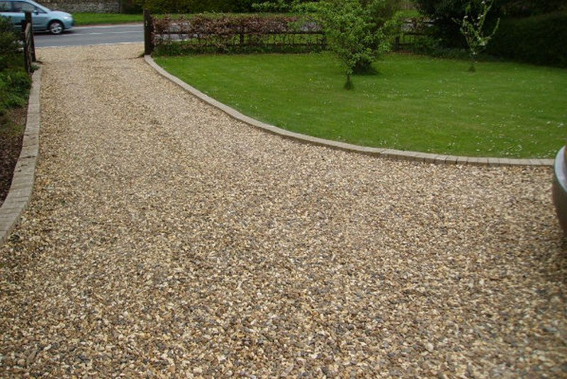 Driveway Edging For Gravel. Driveway Edging Flickr Photo ...