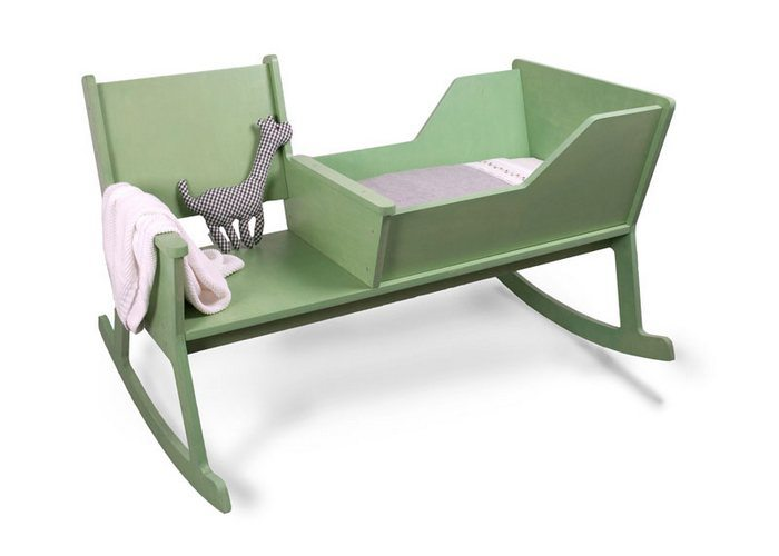 How To Build A Rocking Chair With Crib Diy Projects For Everyone