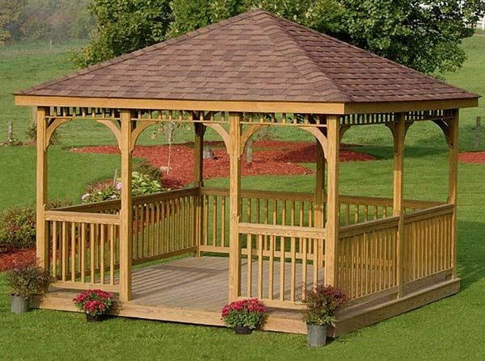 How To Build A Gazebo Diy Projects For Everyone