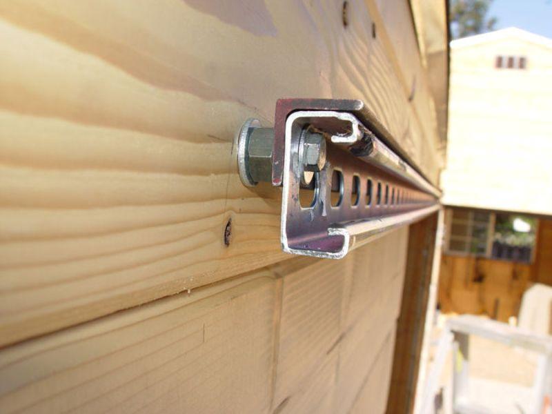 Diy Sliding Barn Door Track Image Collections Doors Design Modern