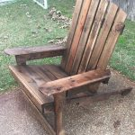 DIY Pallet Adirondack Chair Samples