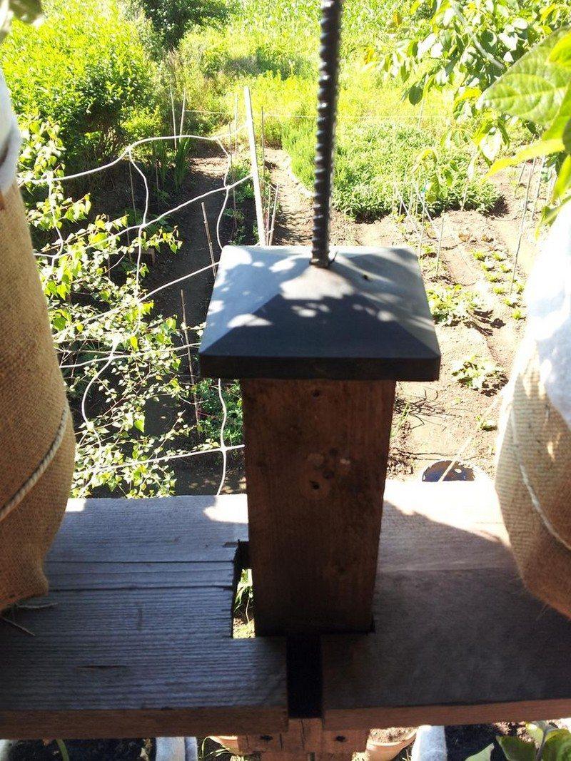 How To Build A Self Watering Vertical Garden Diy