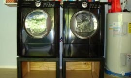 Washing Machine and Dryer Pedestal