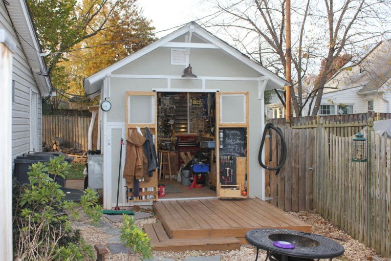 How To Build A Tiny Workshop Diy Projects For Everyone