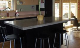 How To Build A Basic Concrete Countertop