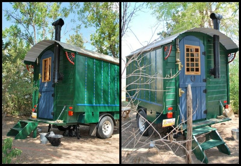 DIY Gypsy Wagon Main