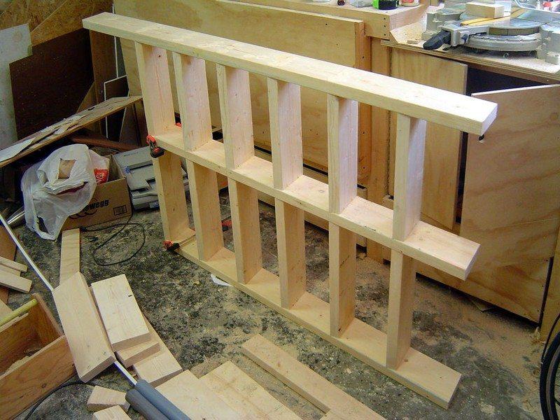 DIY Loft Bed10
