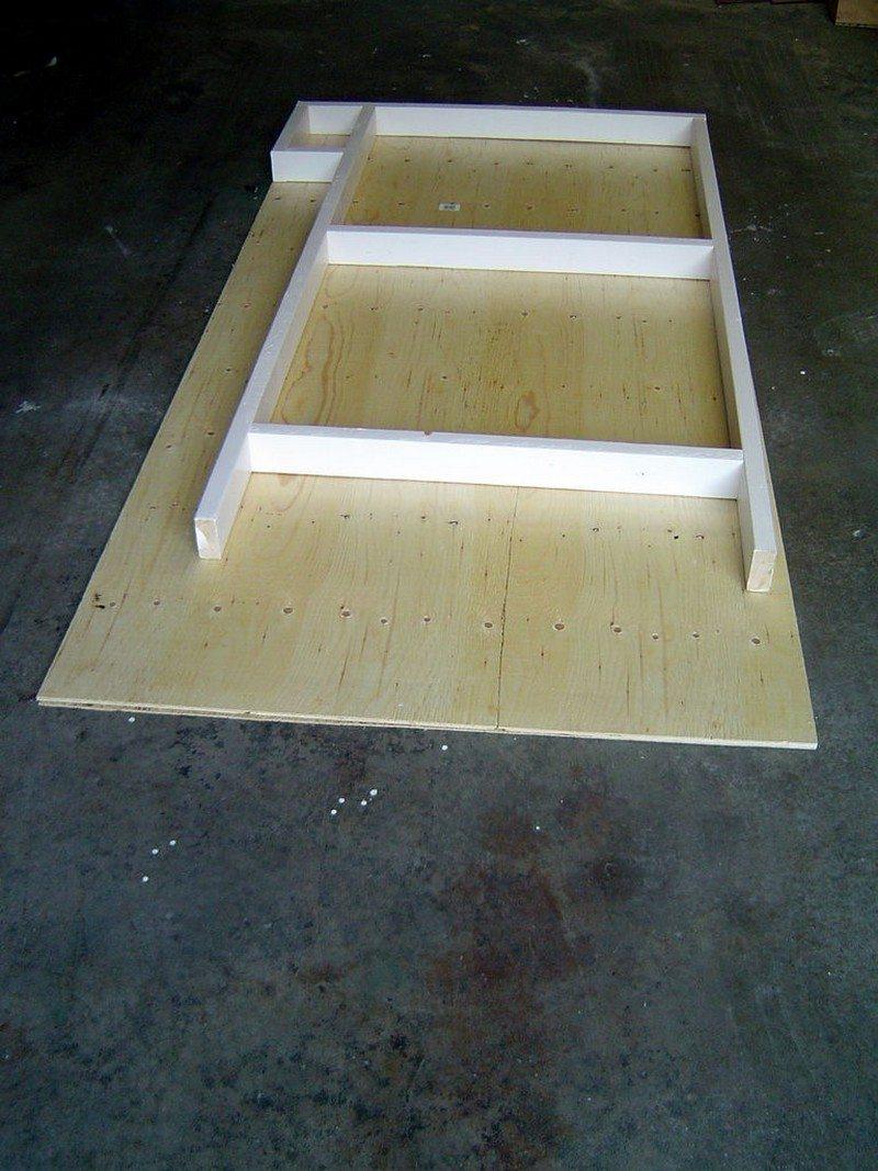 DIY Loft Bed13