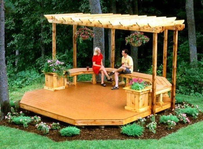 How To Build An Octagonal Deck Diy Projects For Everyone