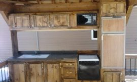 How To Build A Deck Kitchen