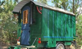 How To Build A Gypsy Wagon