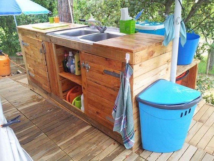 Deck Kitchen Samples