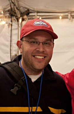 Guest blogger - John Thomas