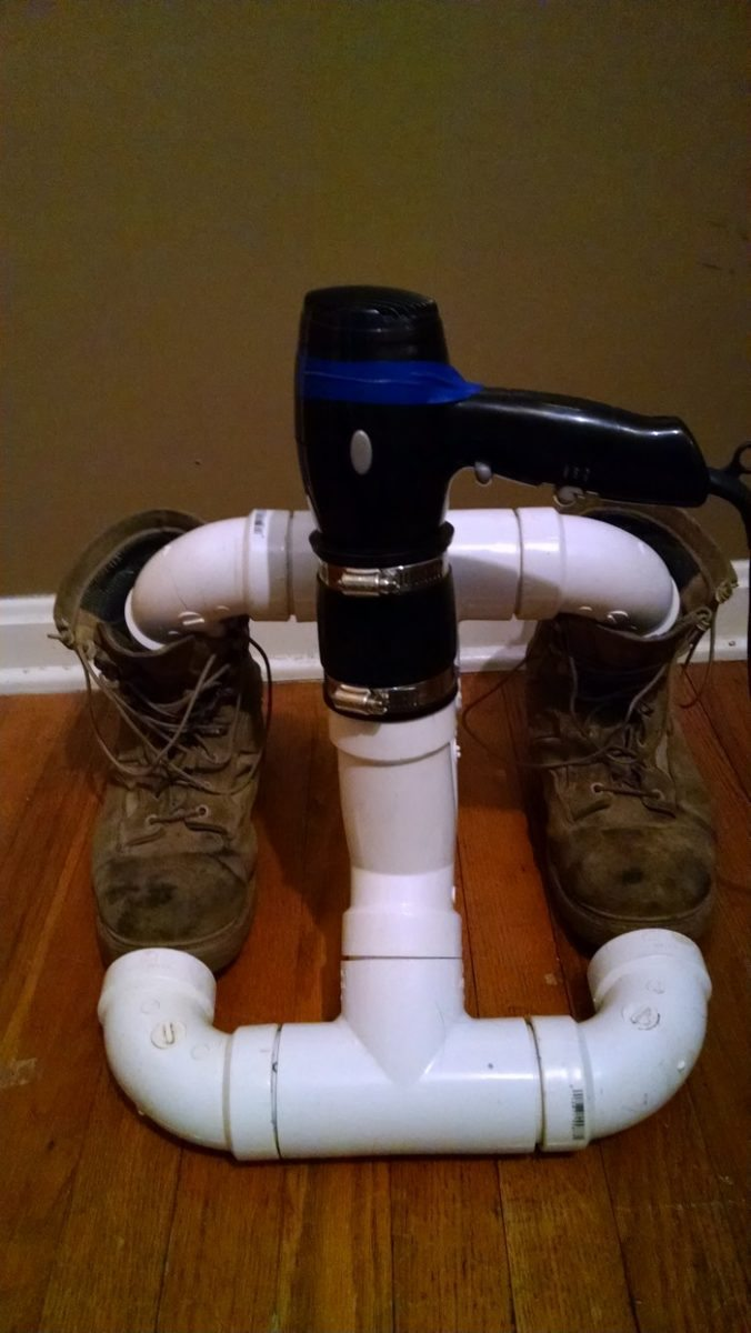Build Yourself A Boot Dryer Diy Projects For Everyone