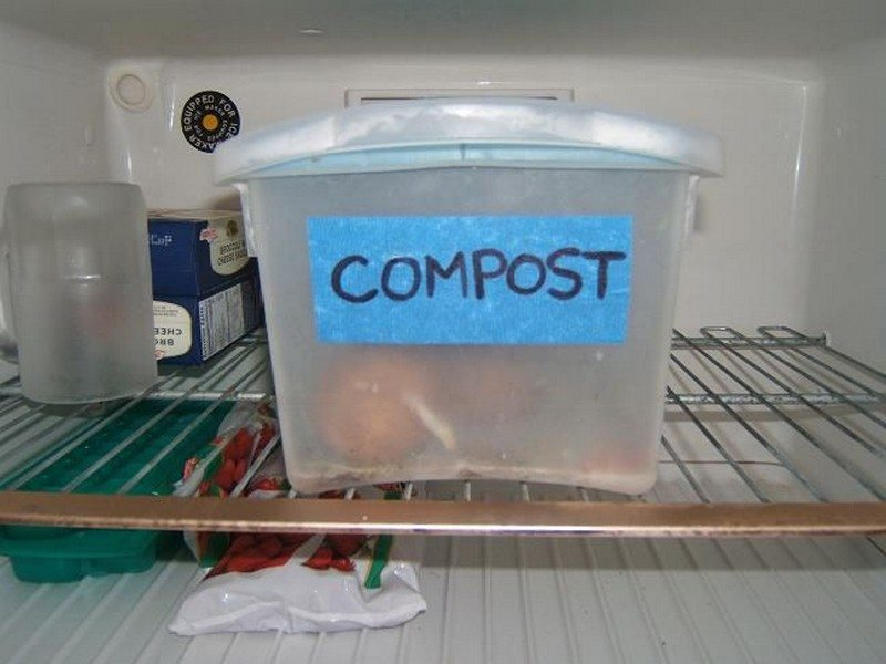 Double-Decker Drum Composter - Tip