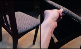 Sitting on your assets (or how to make a secret chair safe)!