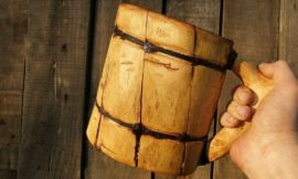 Make a bushcraft beer mug!