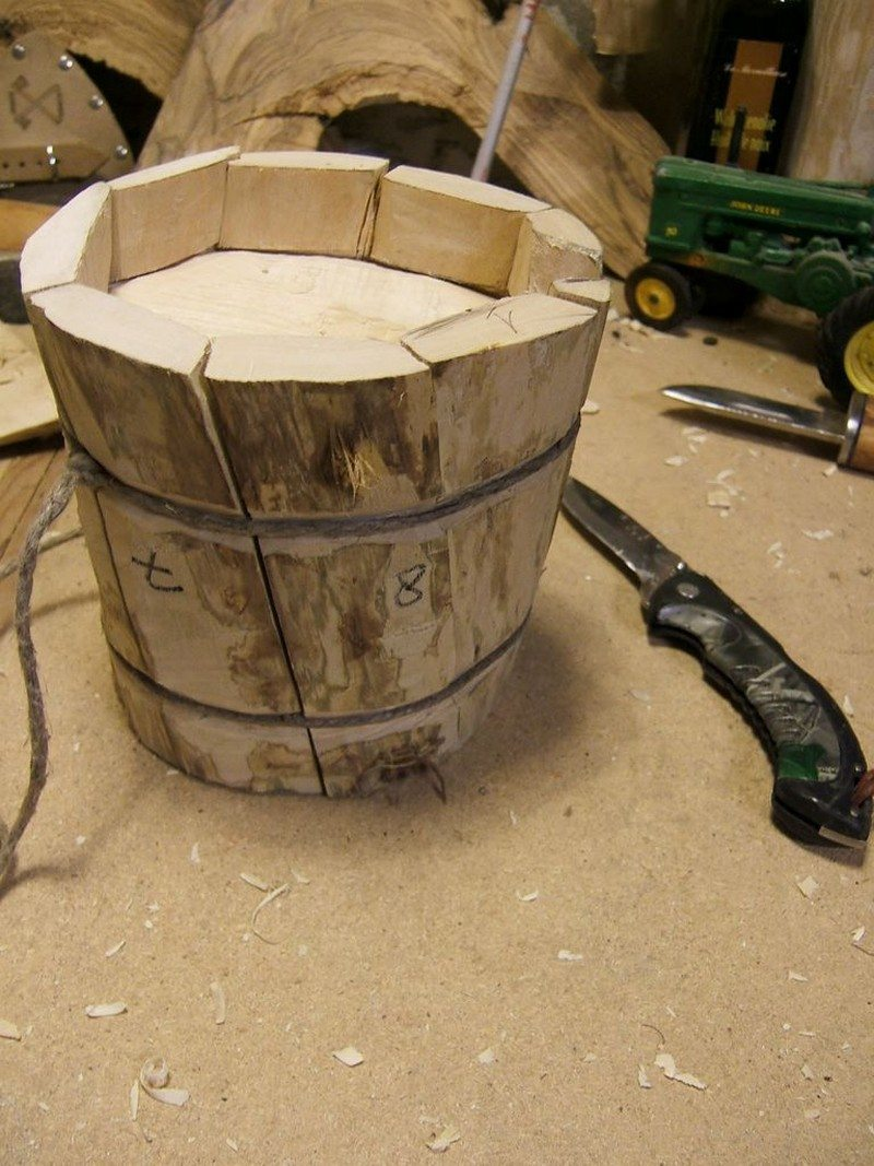 Bushcraft Beer Mug