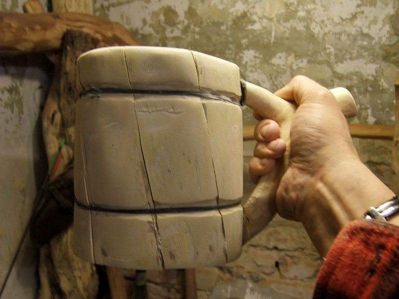 Bushcraft Beer Mug 39