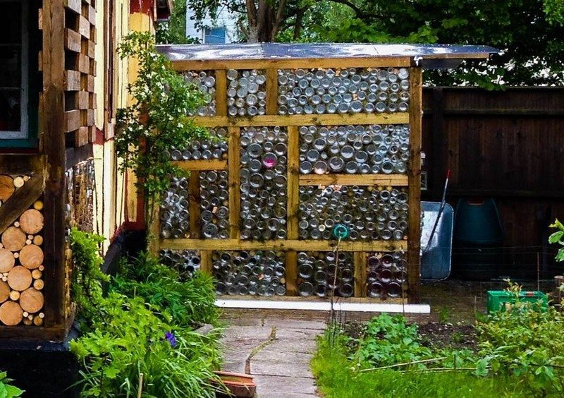 Glass Jar Greenhouse DIY Projects For Everyone