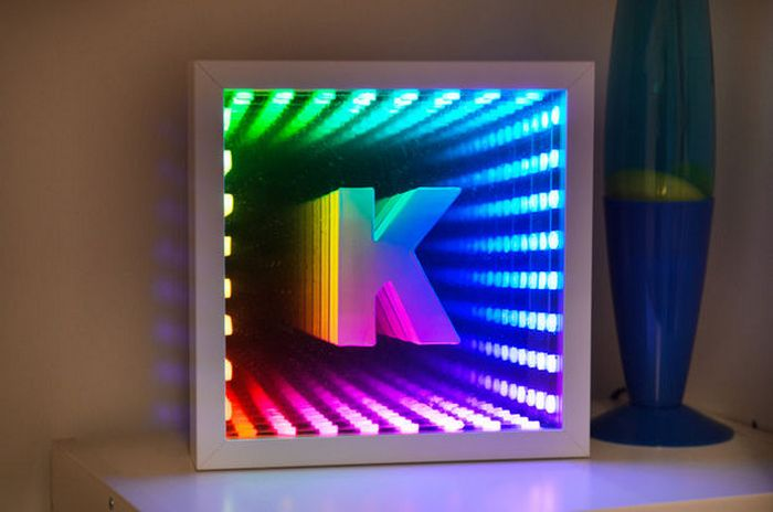 How To Make An Infinity Led Mirror Diy Projects For