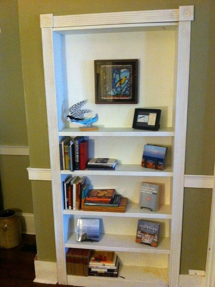 & Turn a bookcase into a secret door | DIY projects for everyone!
