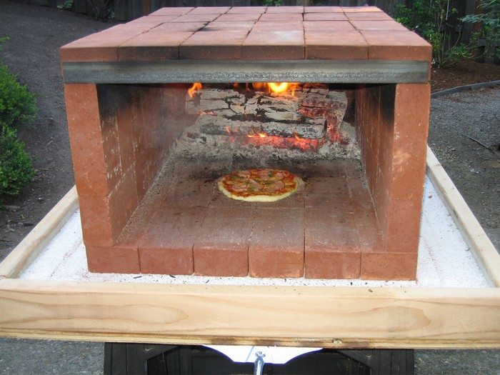 Dry Stack Wood Fired Pizza Oven Samples - Build A Dry Stack Wood-fired Pizza Oven Comfortably In One Day