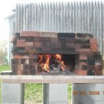 Dry Stack Wood Fired Pizza Oven Samples