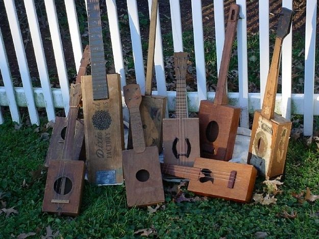 How To Build A Cigar Box Guitar