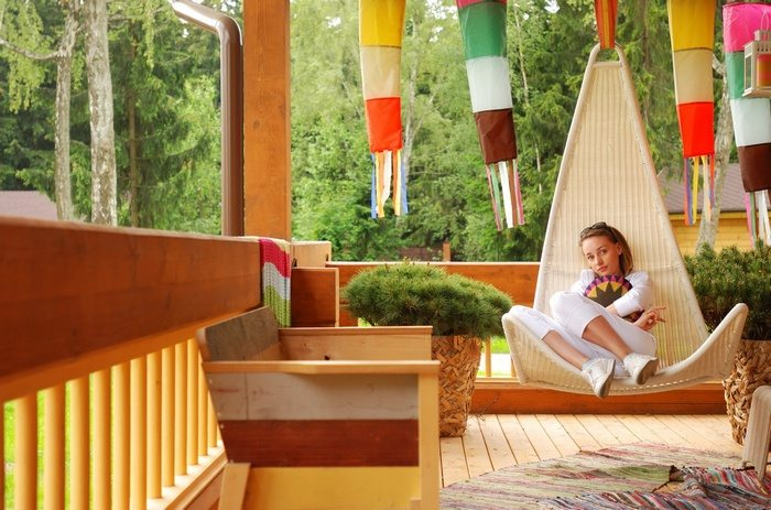A deck is a wonderful way to extend your living areas