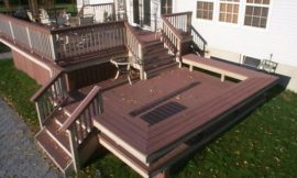 Preparing your deck site