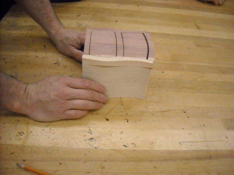 Bandsaw Box 14