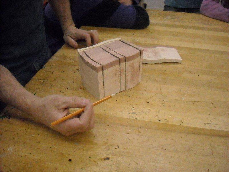 Bandsaw Box 16