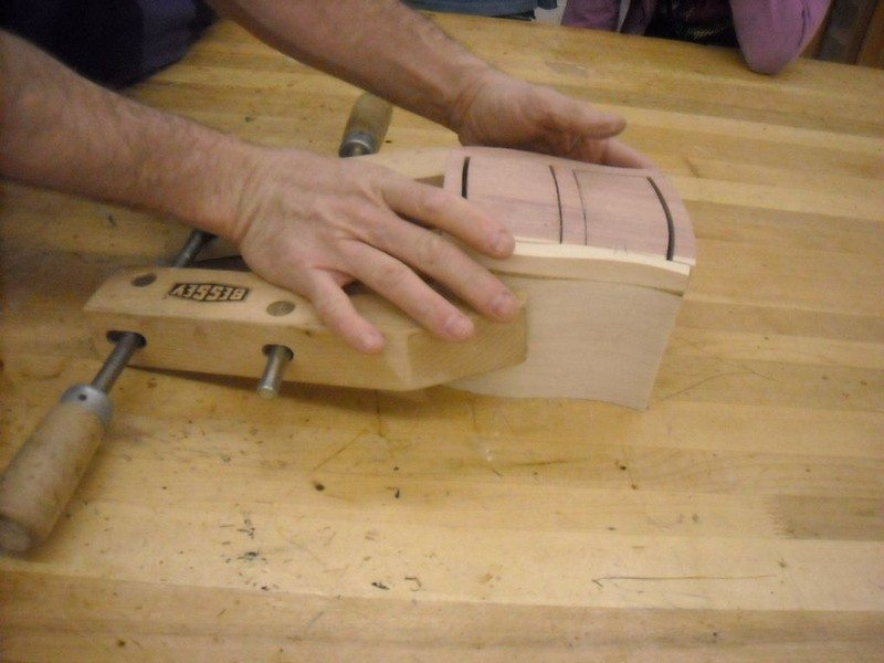 Bandsaw Box 17