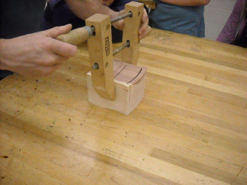 Bandsaw Box 18