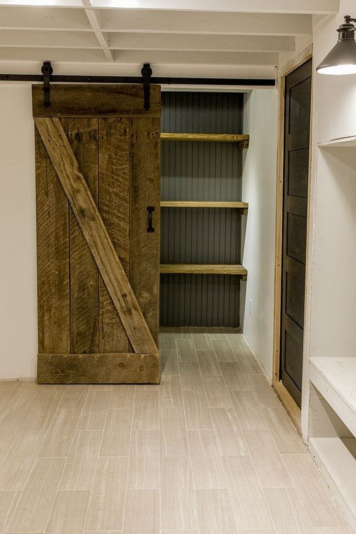 Sliding Barn Doors From Skateboard Wheels Diy Projects