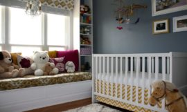 From guest room to nursery – when nature steps in!