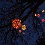 Christmas Light Balls