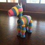 DIY Clay Pot Horse