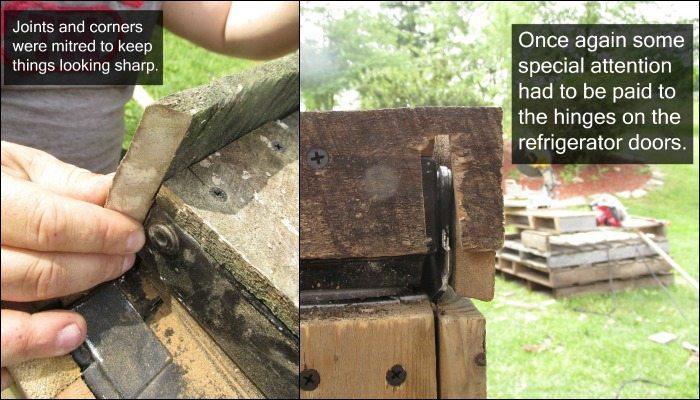 Fridge Cooler Details