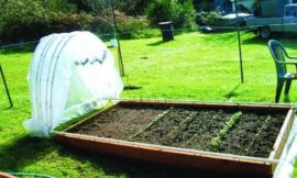 "How to Build Your Own ""Hoop House"" That Glides Open and Close"