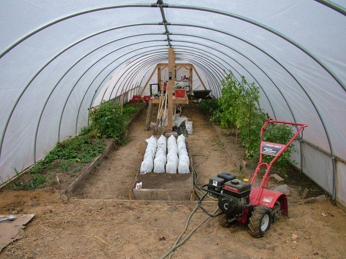 How To Build Your Own Hoop House That Glides Open And