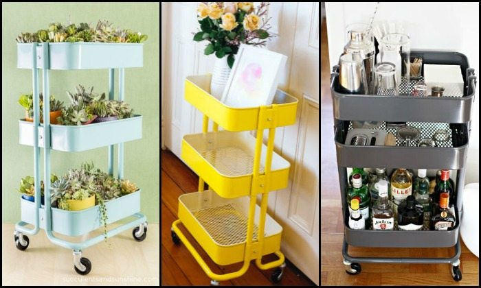 12 reasons why you need an IKEA Raskog Cart
