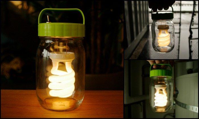 Jar Lantern Main Image