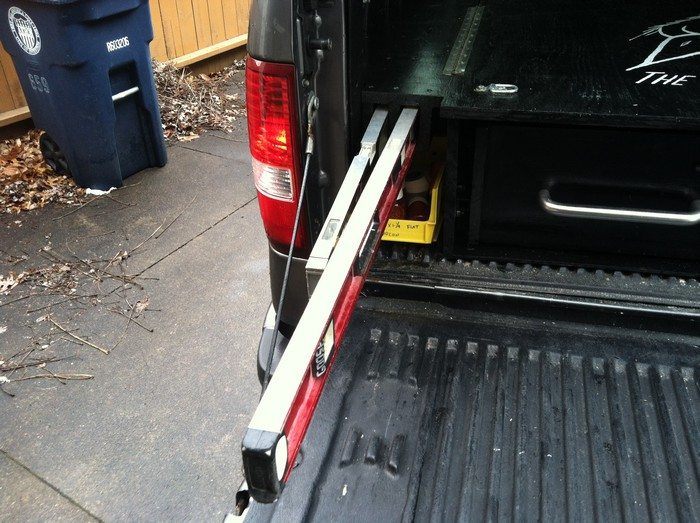 Sliding Truck Bed Drawer System