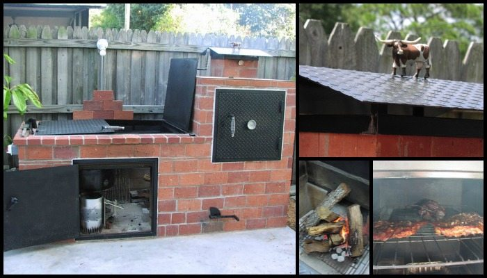 How to build a brick barbecue diy projects for everyone for Diy brick projects