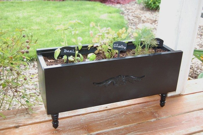 drawer flower boxes 2