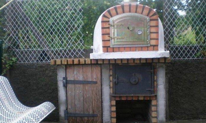 Portuguese Brick Oven Main Image