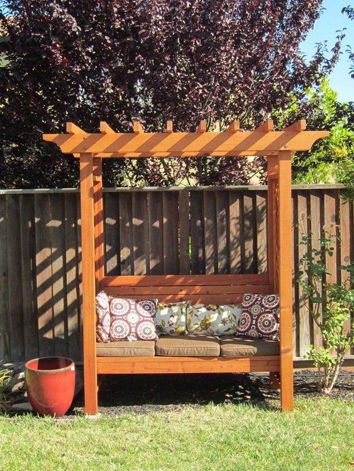 Arbor Bench