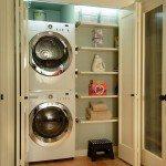 Closet Laundry Room